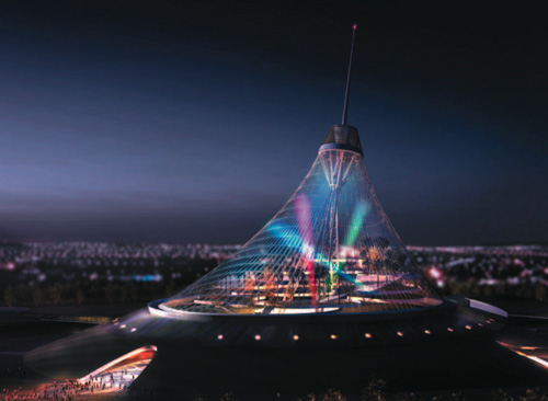 The city might not be on the lips of the architectural elite but Kazakhstanu0027s capital Astana now has the worldu0027s biggest tent to pride itself on ... & Worldu0027s Biggest Tent Opens in Kazakhstan - DesignTAXI.com