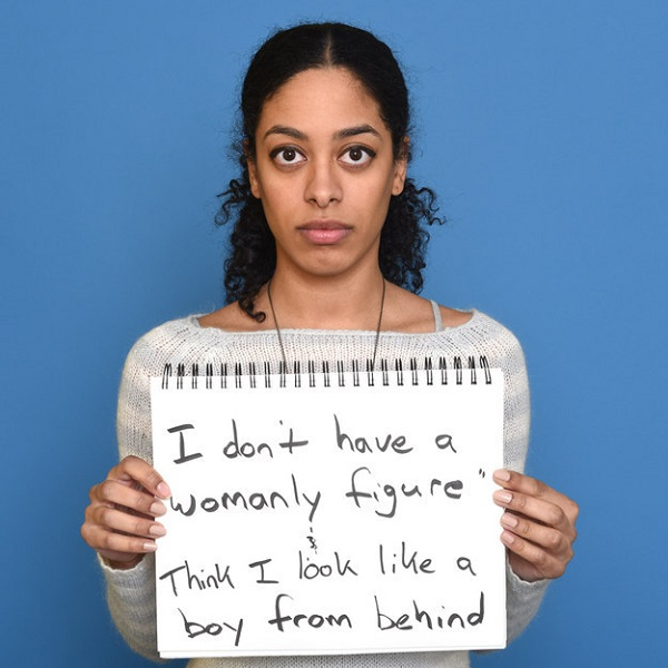 People Reveal The Pressures They Face About Body Image