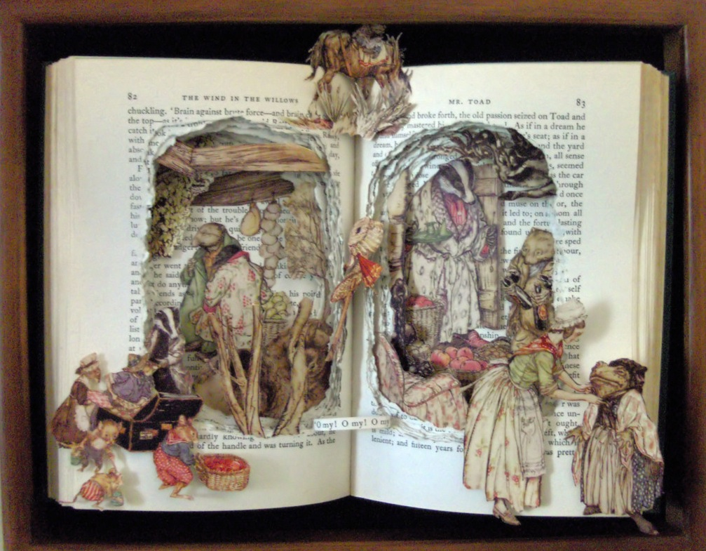 Alive Character Design Book : Artist creates sculptures from classic children s books
