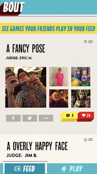iphone games to play with friends collegehumor unveils a photo taking iphone you 8866