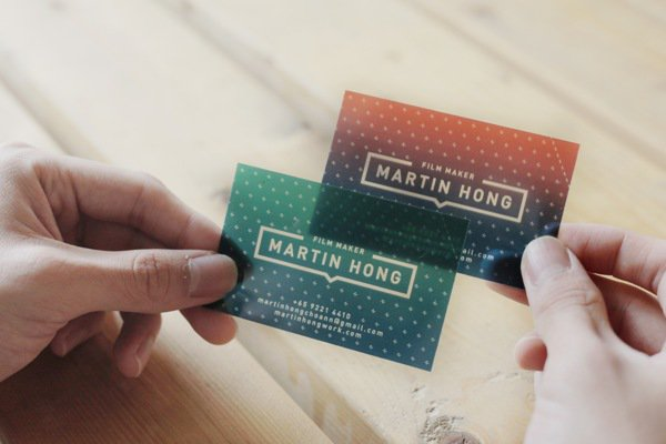 Awesome business card ideas that will help you make a great first image via warren they colourmoves