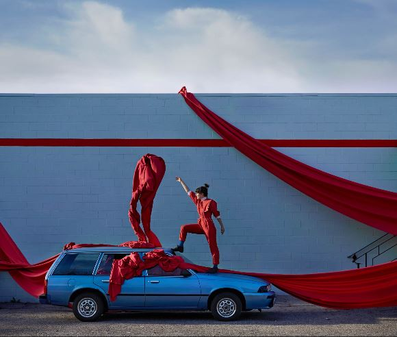 Quirky Portraits Of People And The Cars They Drive