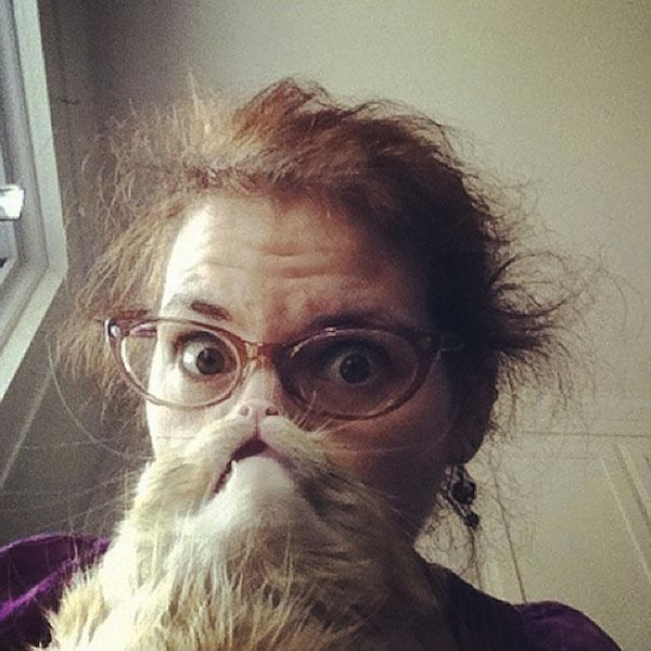 2 cat beard' meme takes the internet by storm designtaxi com