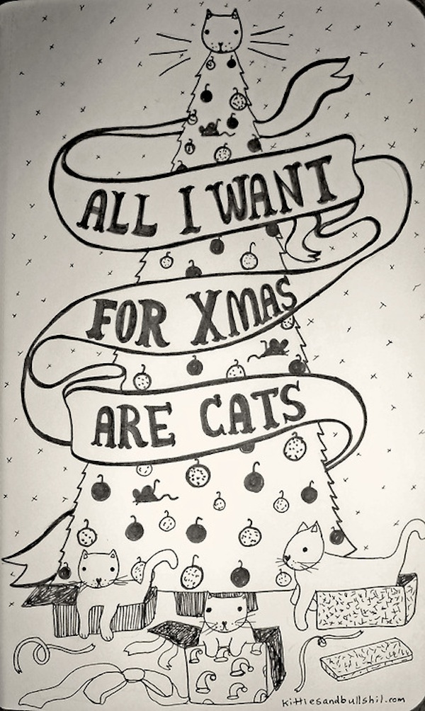 Song Lyrics Get Improved With The Help Of Cats