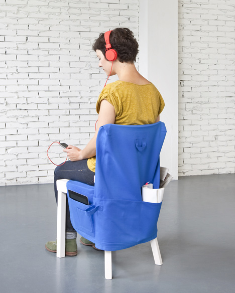 how to make chair more comfortable