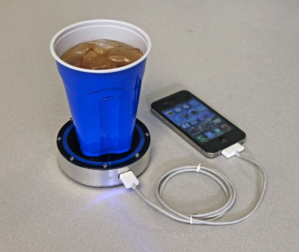 You Can Now Charge Your Phone With Hot Coffee, Or Cold ...