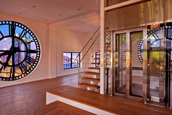 Clock Tower Apartment In Brooklyn Offers An Amazing View
