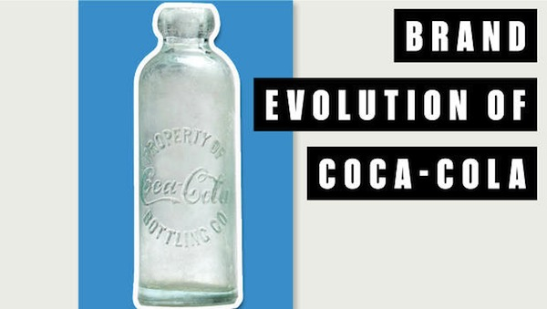 An overview of the coca cola company and its evolution over the years