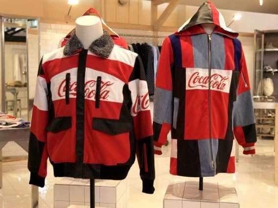 Coca cola clothing store. Clothing stores online