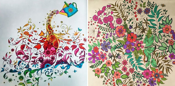 Beautiful Coloring Books For Adults Encourage You To