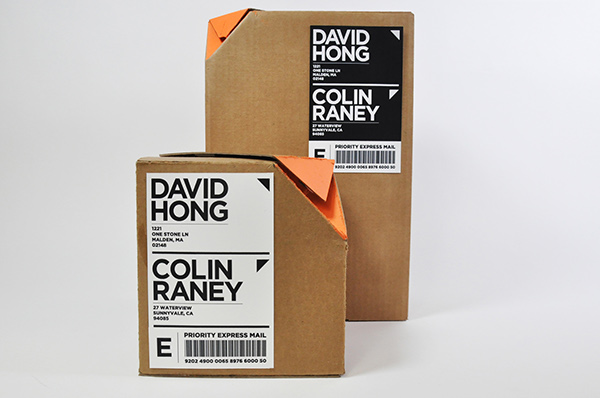 Shipping Box And Packaging