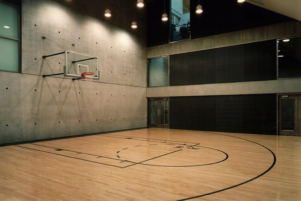 The world s most impressive offices look incredibly fun for How many square feet is a basketball court