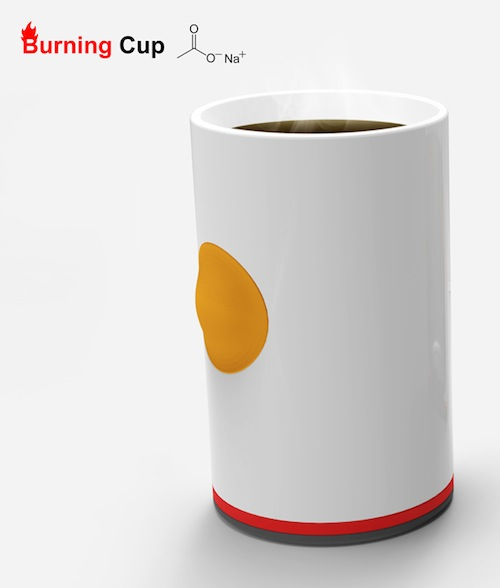 Coffee Cup That Keeps Your Drink Warm Longer, Without ...