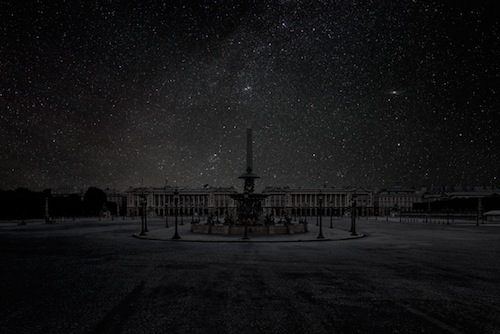 What Urban Night Skies Would Look Like, If Cities Turn Off The Light