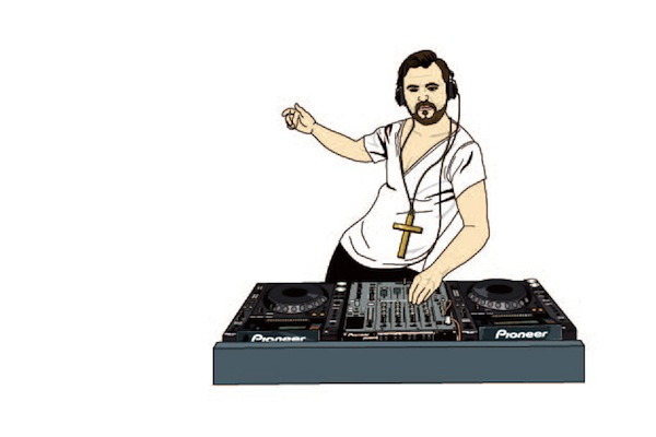 The Twelve Classic Dj Poses You Ll See In A Club
