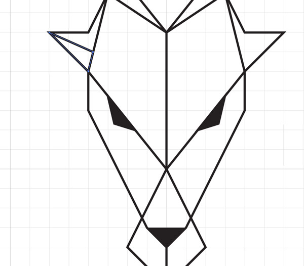 Drawing Using Only Lines : How to draw 'game of thrones inspired line art logos with