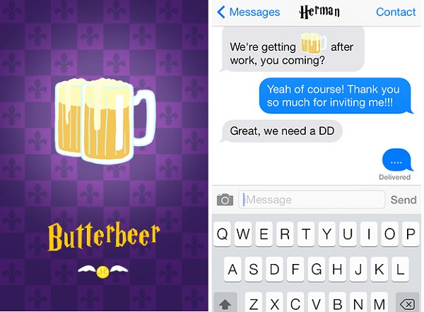 these harry potter emojis will make texting more  u2018magical