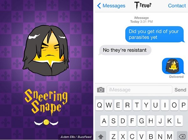 These Harry Potter Emojis Will Make Texting More Magical