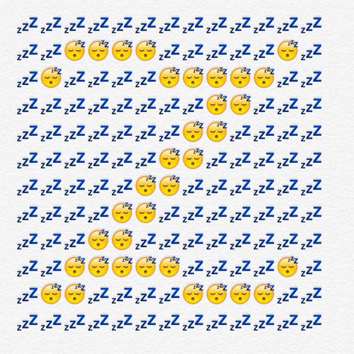 Delightful Typeface Formed With Emoji Icons That Start With The ...