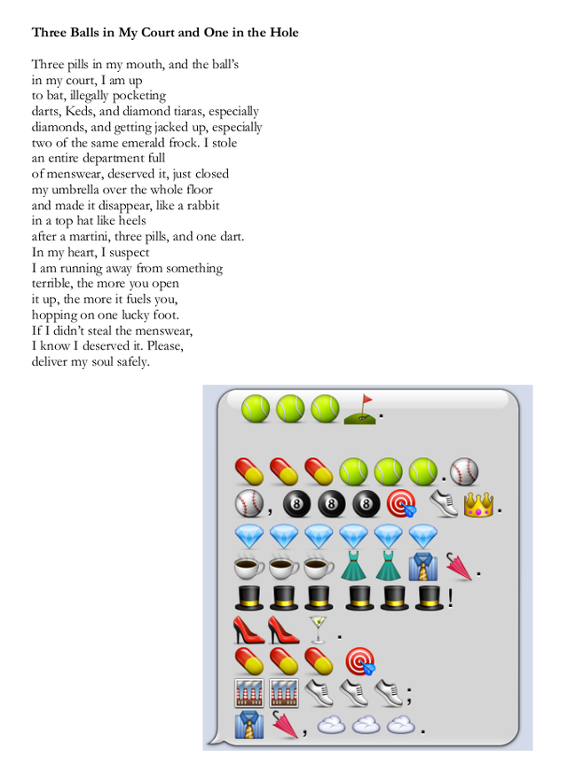 Translations Into Italian: Awesome Emoji Poems That Are Surprisingly Brilliant
