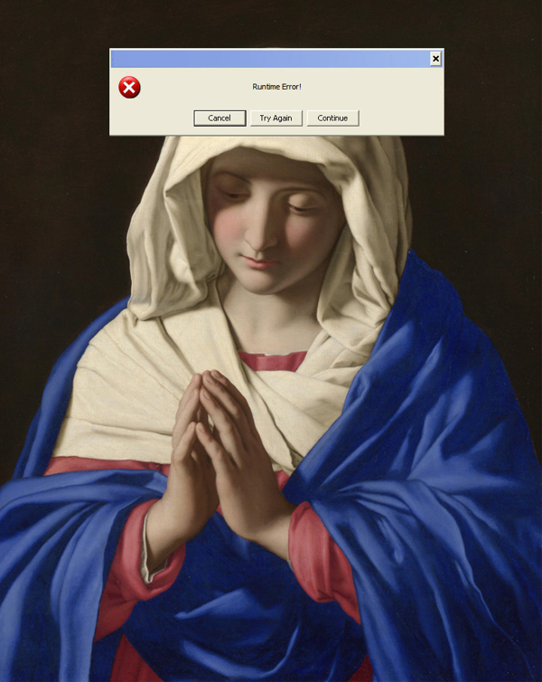 Artist Inserts Pop Up Windows Amp Social Media Icons Into