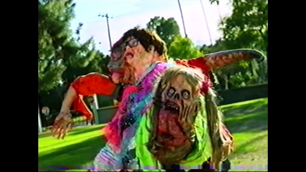 Ten Ten Taxi >> A Hilariously Gruesome Parody Of Every '90s Ad Ever