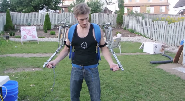 Lift 170 Pounds Effortlessly With This Diy Elysium
