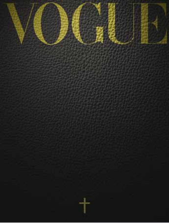 vogue magazine covers without models   designtaxi