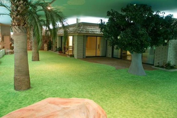 A Nuclear Fallout Shelter That Looks Like A Luxurious