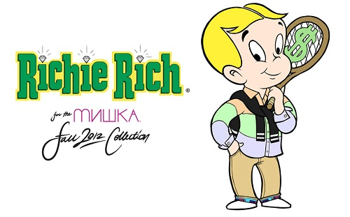 Richie Rich Cartoon Characters