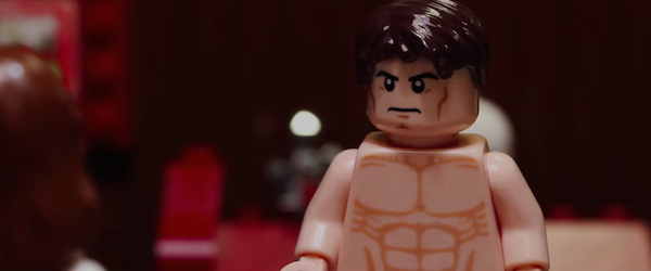 An Amusing LEGO Remake Of The Sexy 'Fifty Shades Of Grey