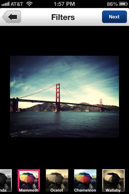 Flickr App Challenges Instagram With New Filters & Photo