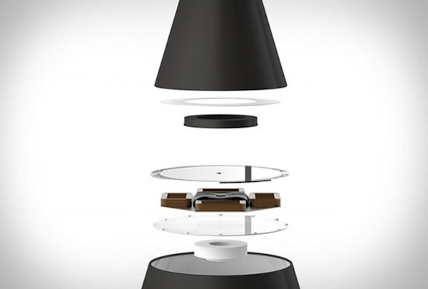 Amazing Gravity Defying Lamps With Floating Lampshades