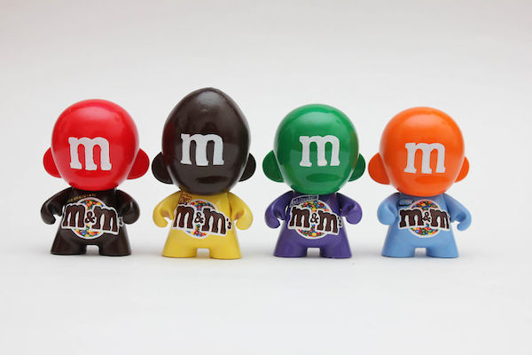 Adorable Design Toys Inspired By Kit Kat, M&M's, Snacks From Around The World