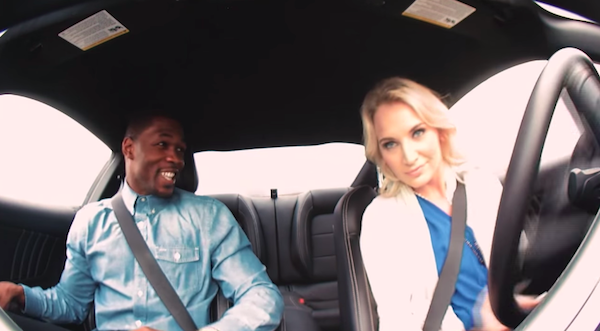Ford pranks unsuspecting blind dates with Mustang speed dating