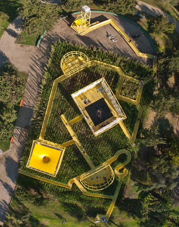 A Garden Of Forking Paths Created For Leisurely Strolls
