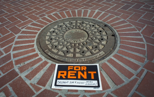 Sarcastic 'For Rent' Signs Mock San Francisco's Outrageous ...