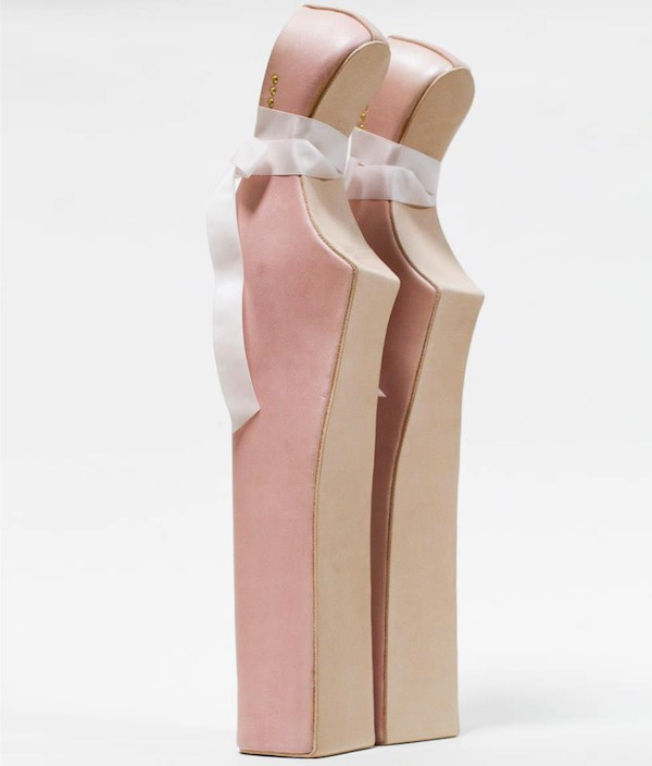 Custom Made Pointe Shoes Uk