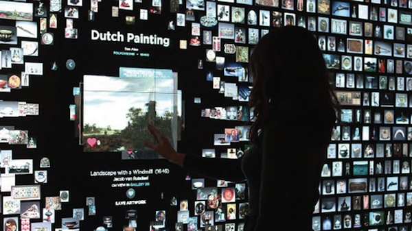 Biggest Interactive Wall In The US Invites Visitors To