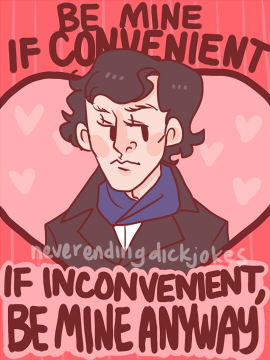 has created a series of valentines day cards inspired by fictional characters from marvel comics sherlock holmes pokmon ace attorney dc comics - Valentines Day In Dc