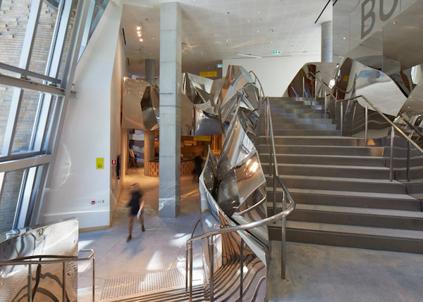 Frank Gehry 39 S Newest Building In Sydney Is A Beautiful