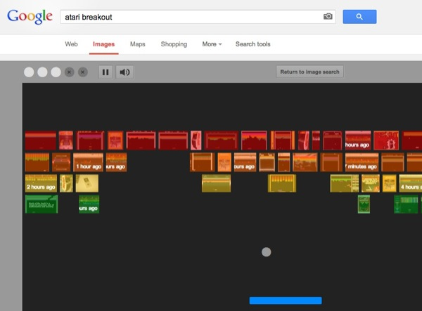 Google Lets You Play Classic Atari Game On Its Image Search