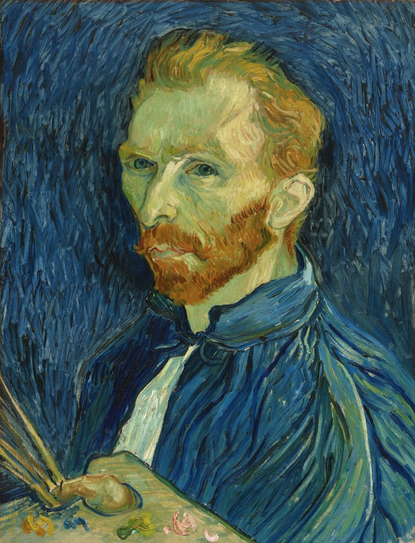 Google's High-Resolution, Close-Up Images Of Van Gogh's Famous Paintings