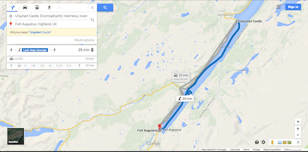 Google Maps Lets You Travel By Dragon Just Like Game Of Thrones