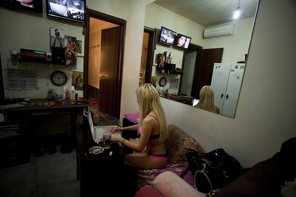Thought Provoking Photos Of Prostitutes In Greece