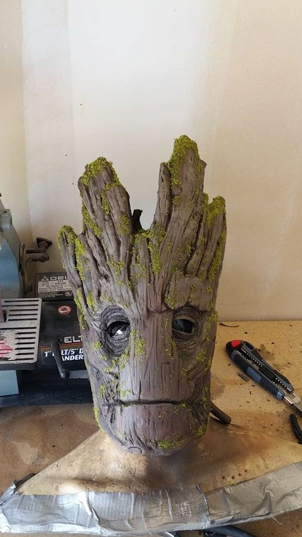 Incredibly realistic groot costume that costs less than 100 to incredibly realistic groot costume that costs less than 100 to make designtaxi solutioingenieria Choice Image