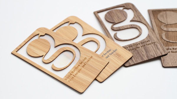These laser cut wooden business cards would definitely make an including iphone docks and macbook sleeves portland oregon based company grovemade has come up with a series of gorgeous laser cut business cards that colourmoves