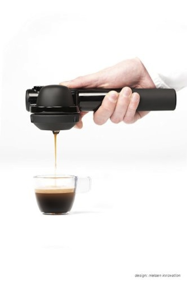 Taking portable coffee machines to new heights, Handpresso has created ...