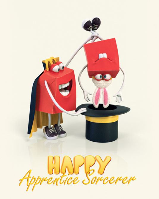 Mcdonald S Launches New Whacky Happy Meal Characters