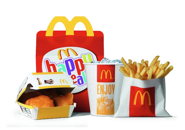 May 3DPrint Happy Meal Toys InStore On Demand  DesignTAXI.com